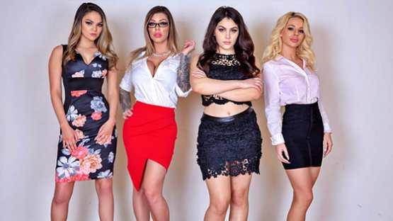 [BFFS] Athena Faris, Valentina Nappi, Karma RX: Scammers