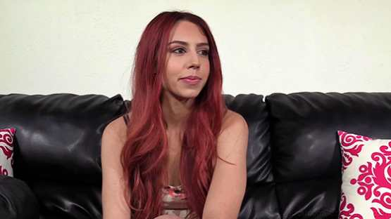 Backroom Casting Couch – Heilani