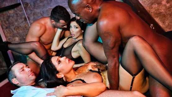 [Dorcel Club] Clea Gaultier, Mariska: Orgy, A Master Is Nothing Without His Submissive