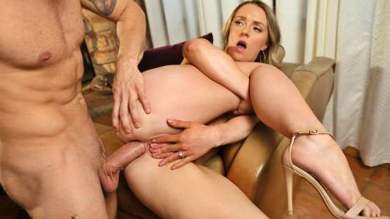 [New Sensations] Kate Kennedy: Kate Enjoys His Rules Of Anal