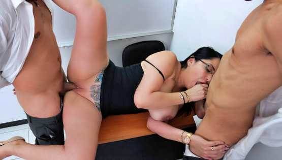 [Sex Mex] Pamela Rios: Perv Teachers Part 5