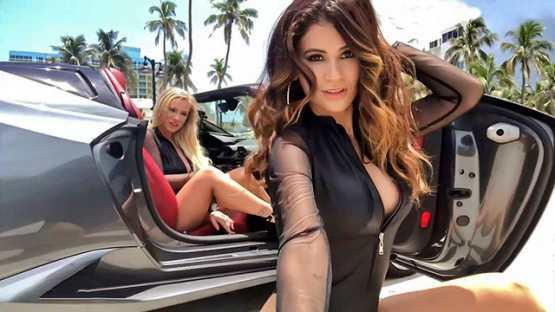 [TeamSkeet X CamSoda] Bailey Brooke, Vanessa Vera Cruz: Lambo