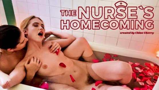 [Adult Time] Chloe Cherry, Kasey Warner: The Nurse's Homecoming