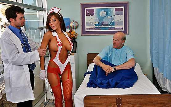 [Doctor Adventures] Madison Ivy: You 're no Nurse