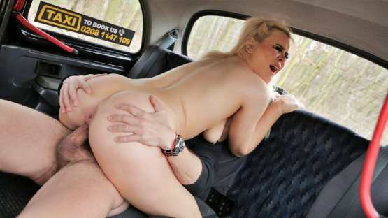 [Fake Taxi] Gina Varney: Blonde Brit Fucked by Euro Cabbie
