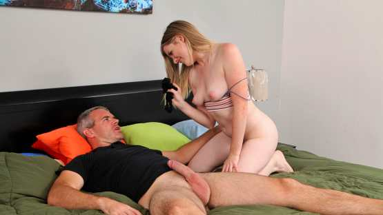 [Step Siblings Caught] Nikki Sweet: Teaching Daddy A Lesson – S13:E10