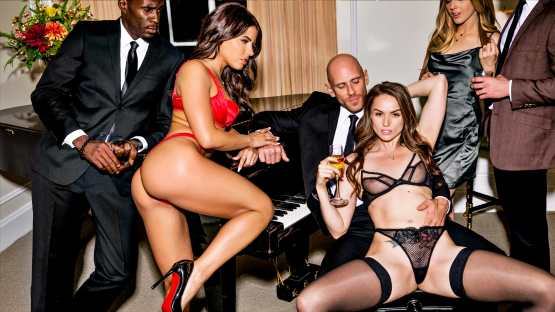 [Vixen] Tori Black, Adriana Chechik: After Dark Part 2