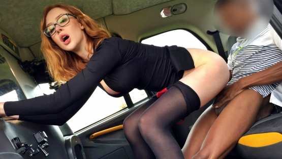 [Fake Taxi] Lenina Crowne: Lenina Crowne and a big black cock