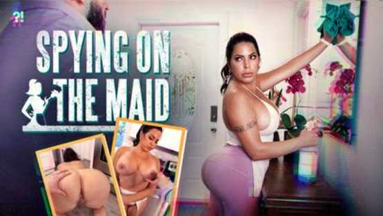[Adult Time] Julianna Vega: Spying On The Maid – Is This Real?