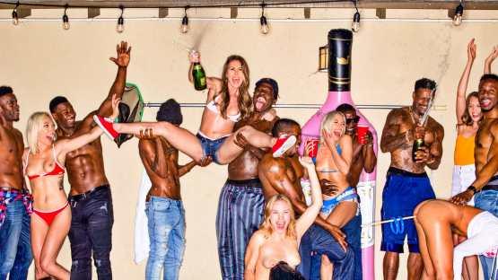 [Blacked RAW] About Last Night: Elena Koshka, Paige Owens, Lily Labeau, Khloe Kapri