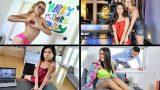 [TeamSkeet Selects] Best of June 2020 Compilation: Ember Snow, Aften Opal, Alina Belle, Scarlit Scandal