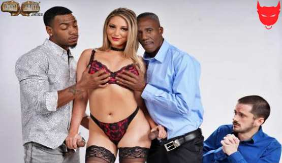 [Cuckold Sessions] Kayley Gunner – Second Appearance