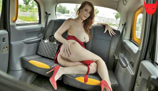 [Fake Taxi] Isabella Lui: The Redhead in the Red Dress (HD)