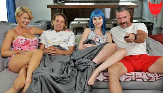 [Family Swap] Jewelz Blu, Kit Mercer: Daddy Gives Gold Stars – S1:E7