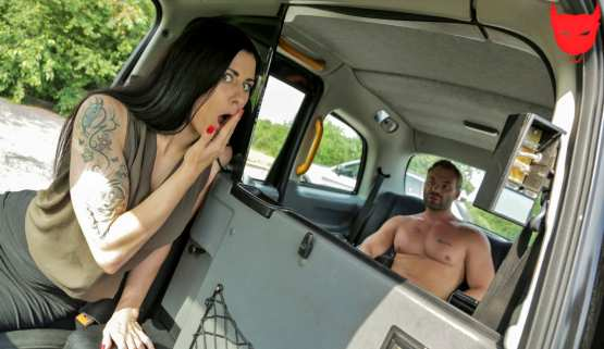 [Female Fake Taxi] Billie Star: Dance for your Free Ride Big Boy