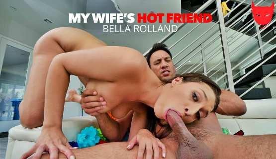 [My Wife's Hot Friend] Bella Rolland Fucks Her Friend's Husband 26303