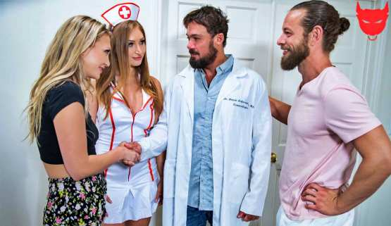 [PurgatoryX] Skylar Snow, Adira Allure: Fertility Clinic Vol 1 E2