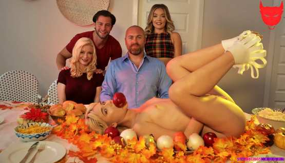 [Step Siblings Caught] Jessie Saint, Katie Kush – How To Stuff Your Step Sister And Her Friend – S15:E5