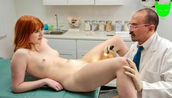 [Perv Doctor] Hannah Grace: Intimate Examination (HD/2020)