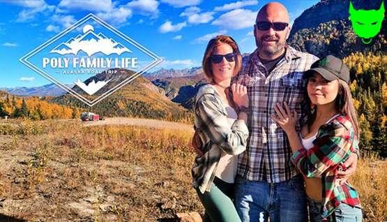[Poly Family Life] Lana Mars & AKGingersnaps: Alaska Road Trip – Episode 2