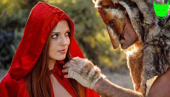 [Tough Love X] Scarlett Mae: Red Riding Hood X