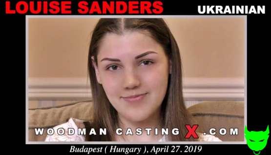 [WoodMan Casting X] Louise Sanders: Casting X 208